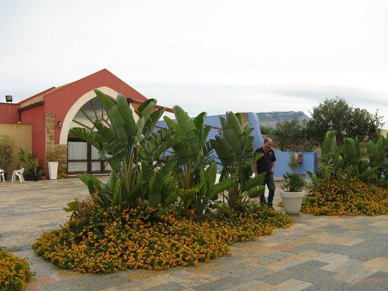 Turismo Rurale Baglio Cantello: la corte
