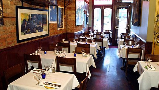 N'awlins jazz bar and dinning