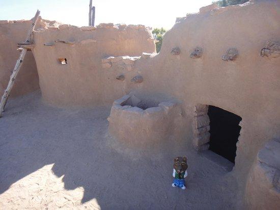 Lost City Museum: Pueblo Replicas