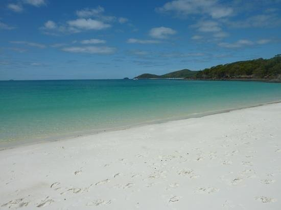 Ocean Rafting: whitehaven beach