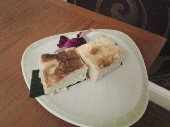 Amari Vogue Krabi: complimentary snack