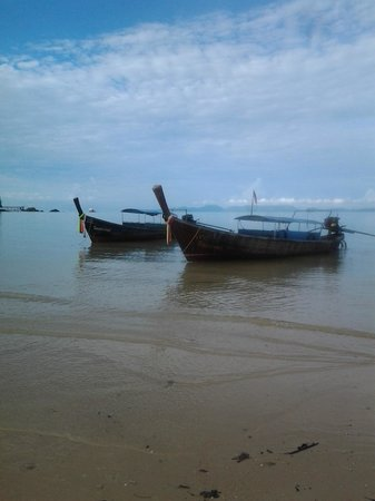Amari Vogue Krabi: Boattrip
