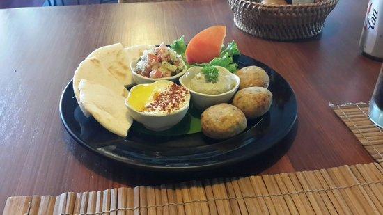 Crepes & Co. Hua Hin Restaurant : CC mezze
