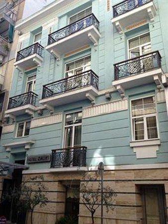 Zaliki Boutique Hotel : εξωτερικά