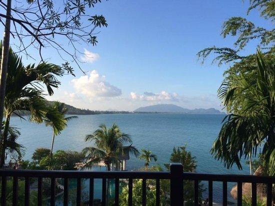 Racha Kiri Resort & Spa: View from the lobby