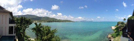 Racha Kiri Resort & Spa: Panoramic view