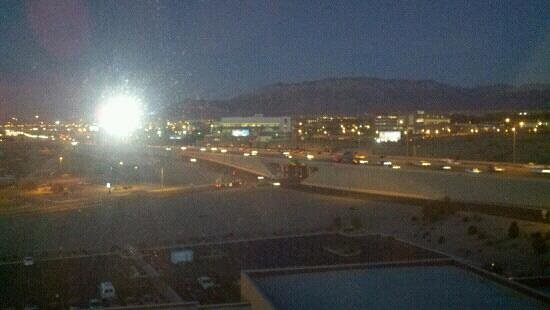 Embassy Suites by Hilton Albuquerque - Hotel & Spa: View from room 934 window....