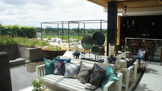 Berry Amour Romantic Villas: Villa Lounge