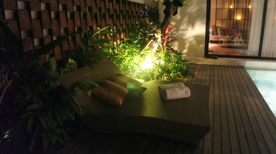 Berry Amour Romantic Villas : Night view