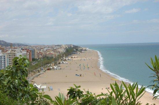 Hotel Mar Blau: Прекрасные пляжи Калельи