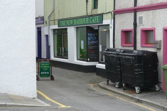 The New Harbour Cafe Ltd
