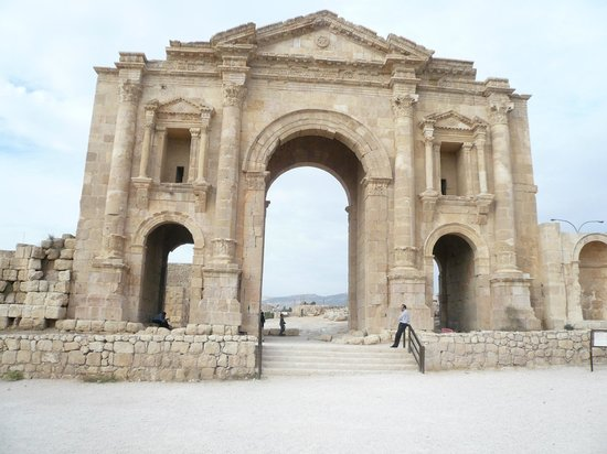 InterContinental Jordan : Garash