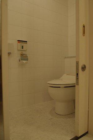 Hotel Marital Sosei: トイレ
