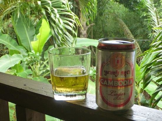 Le Bout du Monde - Khmer Lodge : Does life get any better