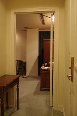 Hotel Marital Sosei: 廊下