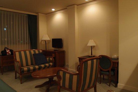 Hotel Marital Sosei: ベッドルーム