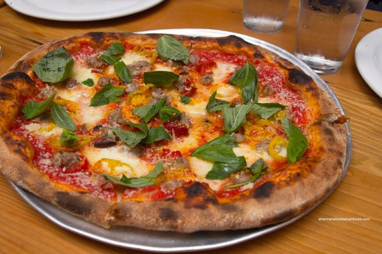 J's Pizza