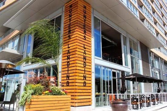Hunters Landing Bar Grill Hub Restaurant