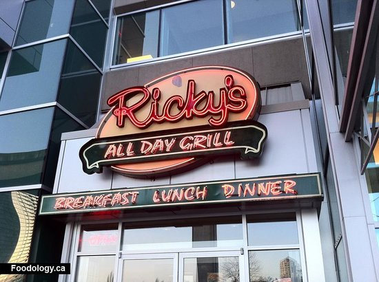 Photo of Restaurant Ricky's All Day Grill at 22314 Fraser Hwy, Langley City V3A 8M6, Canada