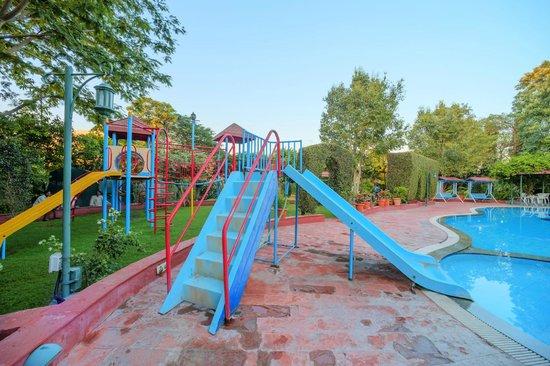Shraddha Inn: Kids Play Area