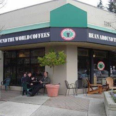 parkgate village great coffee bean around the world. Black Bedroom Furniture Sets. Home Design Ideas