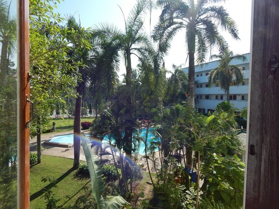 Centara Mae Sot Hill Resort: View from better wing