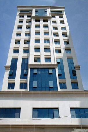 l'Hotel Oasis D'Alger