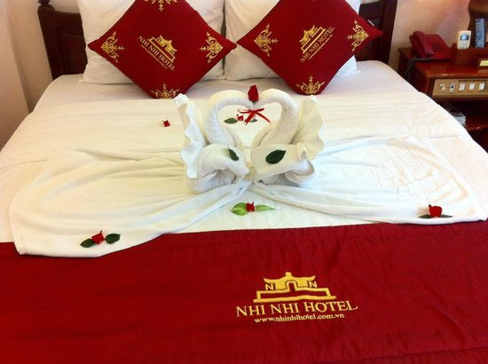 Nhi Nhi Hotel : Attention to Detail!