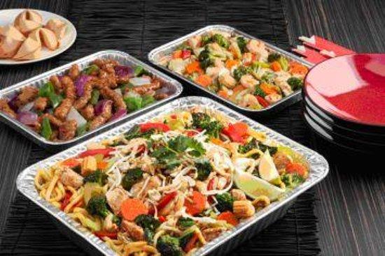 Photo of Asian Restaurant Wok Box at 10119 Jasper Ave Nw, Edmonton T5J 4X6, Canada