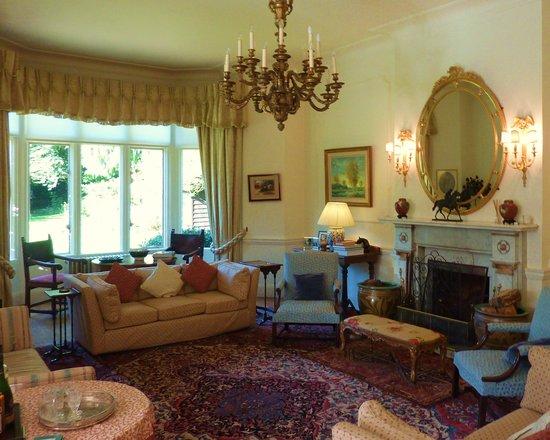Granby House B&B: Drawing Room at Granby