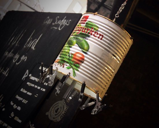 Maltby Street Market: Little Bird bar for the best Bloody Mary's