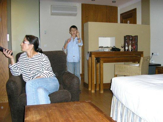 Prestige Hotel Mar y Sol Elit : grand chambre