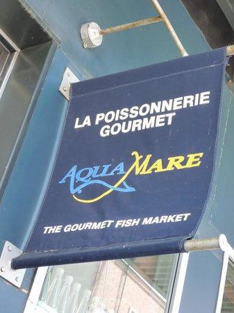 Aqua Mare La Poissonnerie Gourmet