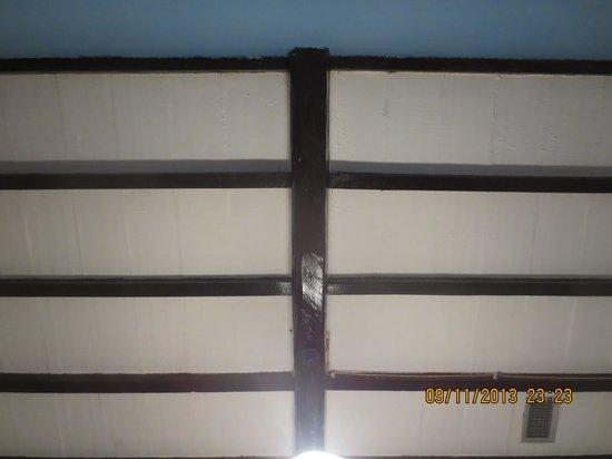 Agriturismo & Casale San Galgano: soffitto stanza