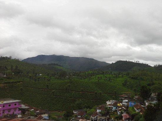 Sri Lakshmi Chetti Nadu Mess - Sree Vengateshwaraa Inn: view from the room...