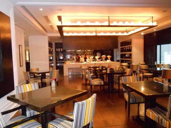 JW Marriott Hotel Bangkok: Executive Lounge Marriott Bangkok