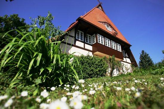 Jugendherberge Beckerwitz: Bettenhaus