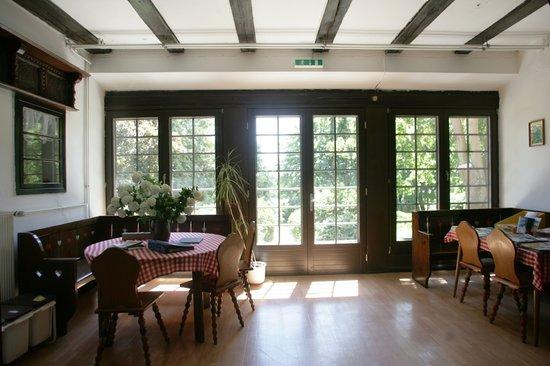 Jugendherberge Beckerwitz: Spiesesaal