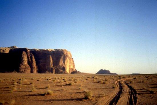 Jebel Khazali: verso il jabal