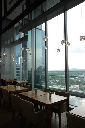 Oasia Hotel Novena, Singapore by Far East Hospitality: Executive Lounge