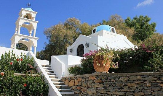 Βλυχά, Ελλάδα: Hotel Chapel