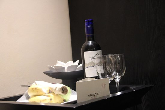 Vivanta by Taj - Bentota: Compliments from the hotel :D