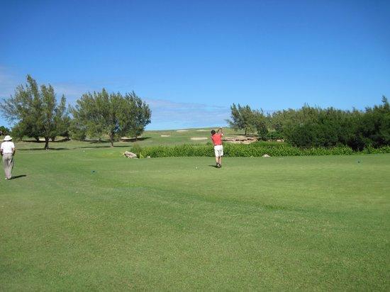 Varadero Golf Club: Au 8 trou