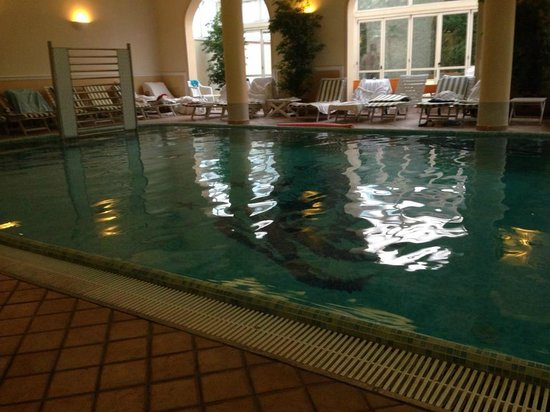 Hotel Terme Roma: piscina interna