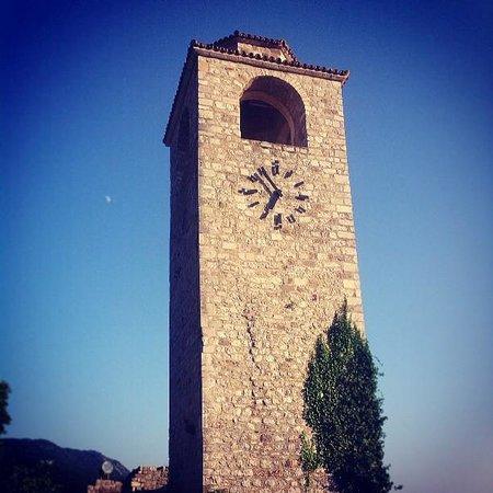 Bar Stari Grad: Часовая башня