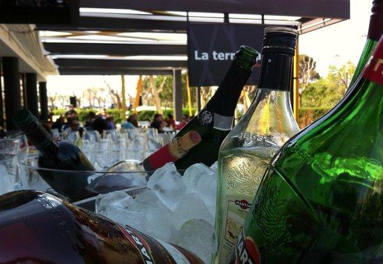 Restaurant Diego-La Terrassa by Sonia
