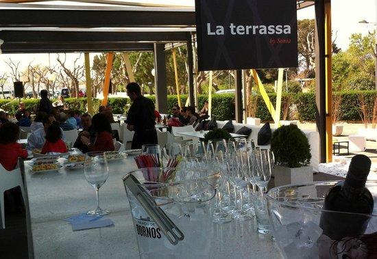 Restaurant Diego-La Terrassa by Sonia: La Terrassa by Sonia