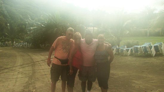 Sardinal, Costa Rica: Jose' & us! ♥