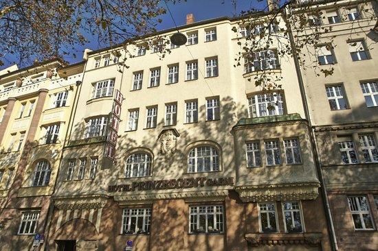Hotel Prinzregent: Außenansicht