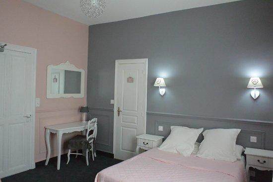 Hotel Le Canter : Chambre 5